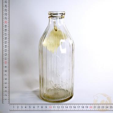 Tejes üveg Tejért