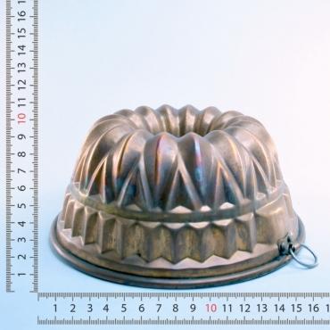 Kuglófsütõ forma