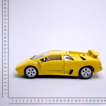 Autó: Bburago Lamborghini...