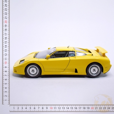 Autó: Bburago Bugatti 110EB...