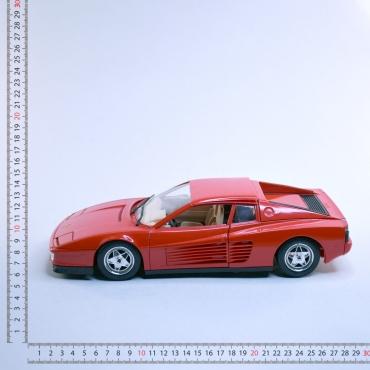 Autó: Bburago Ferrari F40...
