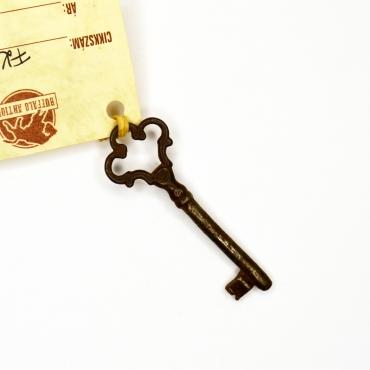 Barokk ládika kulcs
