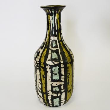 Kerámia váza -Gorka Lívia