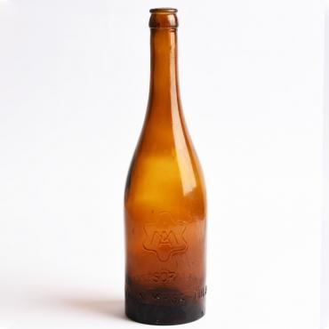 Sörösüveg: Áron Miksa sör...