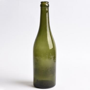 Sörösüveg: Kassa