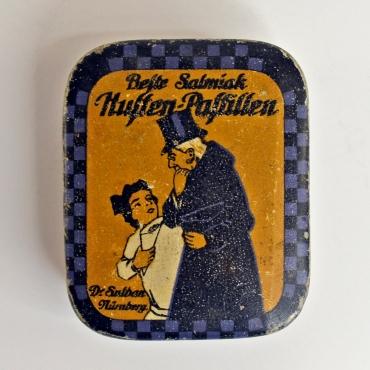 Husten Pastillen cukorkás...