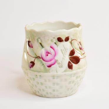 Emlék porcelán csésze...