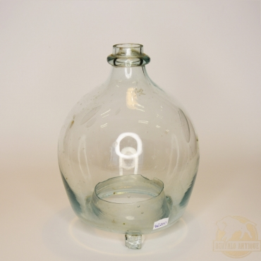 Hutában készült légyfogó üveg