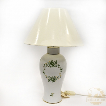 Hollóházi asztali lámpa
