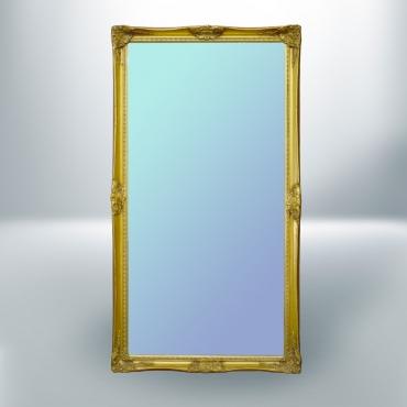 Blondel keretes tükör